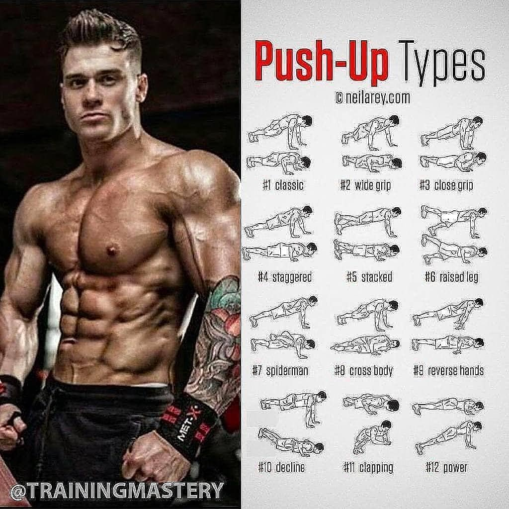Push-up tips