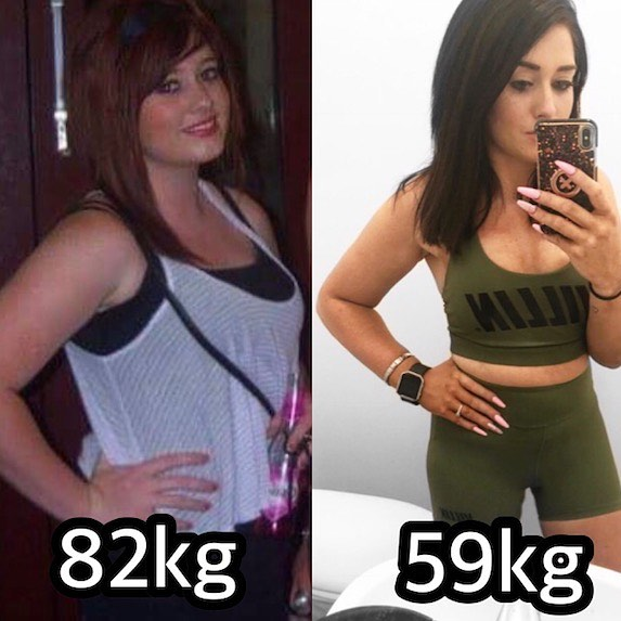 Before Weight, Health Loss!