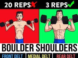 correctnes shoulder exercises