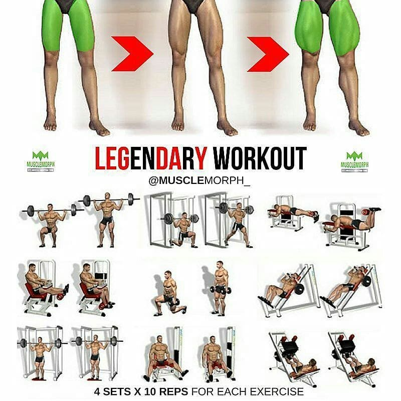 super sets for super legs