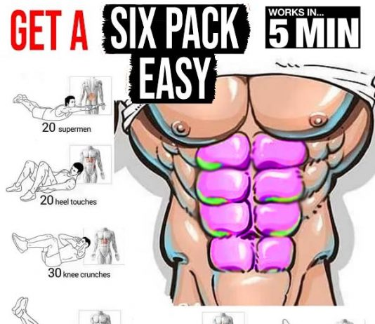 How to Do Six pack workout
