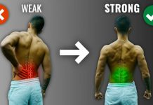 Exercises for Lower Back: To Strengthen