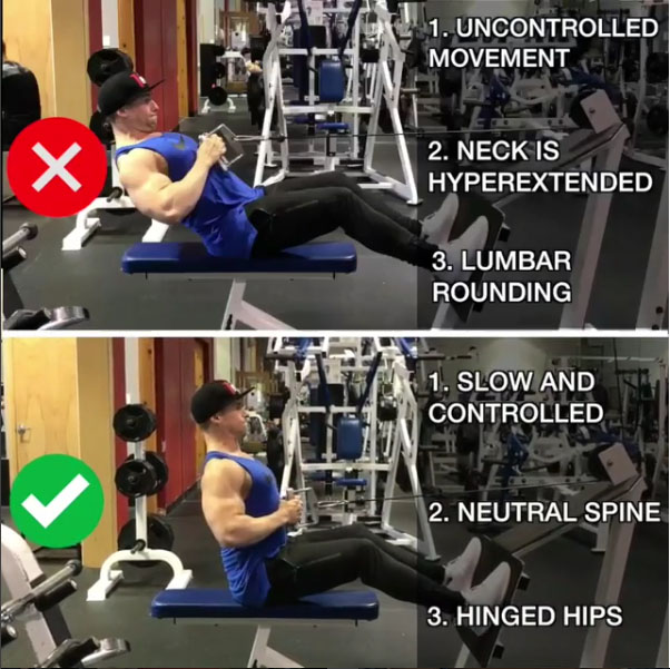 How to Do Seated Cable Row
