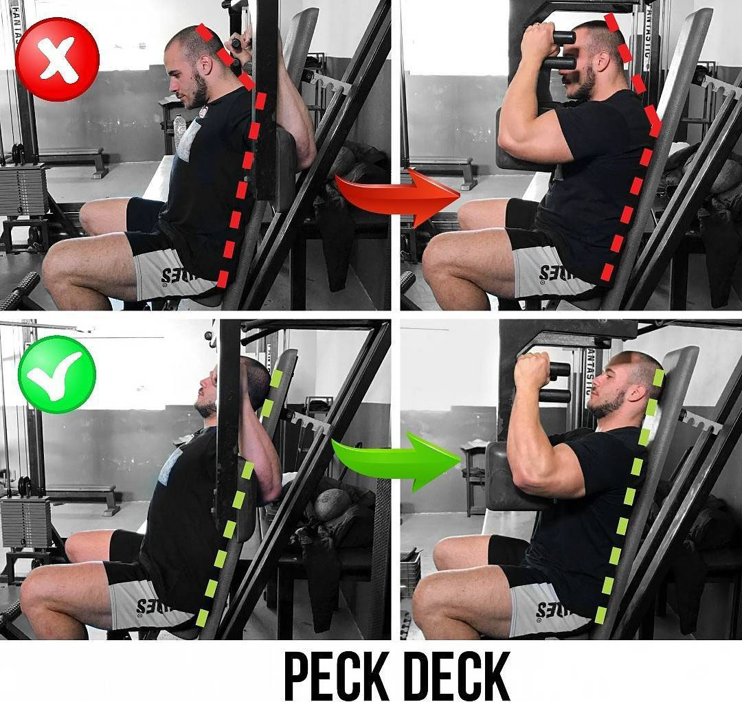 How to Peck-Deck