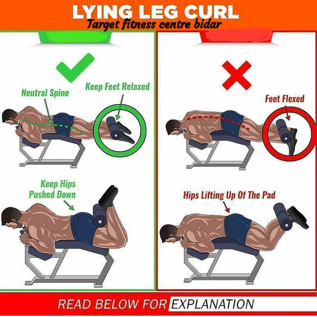 How to Lying Leg Curls