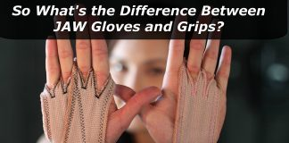 Advantages when using sports gloves
