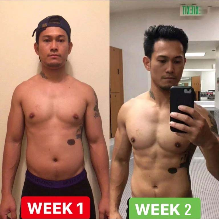 My Story How I Lose weight in 2 weeks