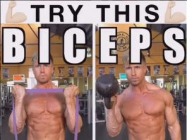 Options for Performing Biceps | Kettlebell Exercises