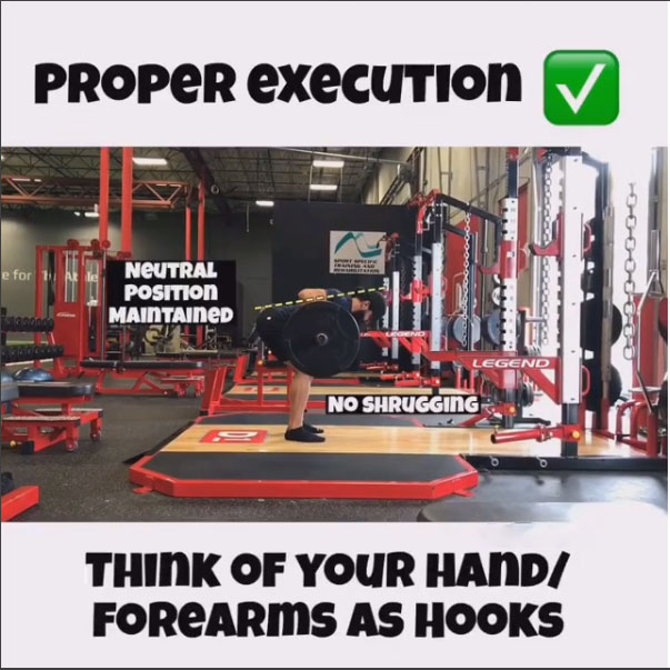 How to Overhand Rows