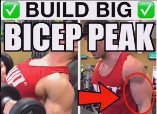 How to Make Biceps Peacks