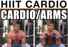 HIIT Cardio & Bicep Workout