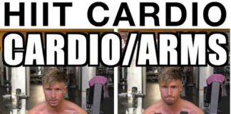 HIIT Cardio & Bicep Workout