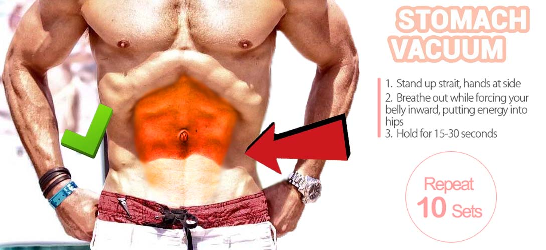 stomach vacuum results