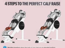 How to Do Perfect Calf Raise