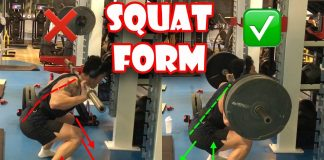 Improve Your Squat Form