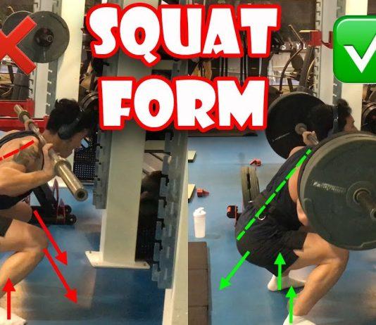 Improve Your Squat Form