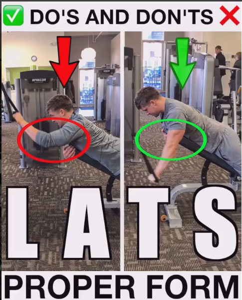 How to Single-Arm Lat Pull-Downs