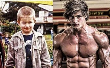 Jeff Seid & Before and After