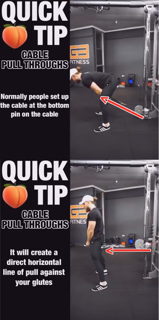 How to Cable Pull Throughs