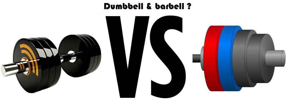 BARBELL PRESS&DUMBBELL PRESS