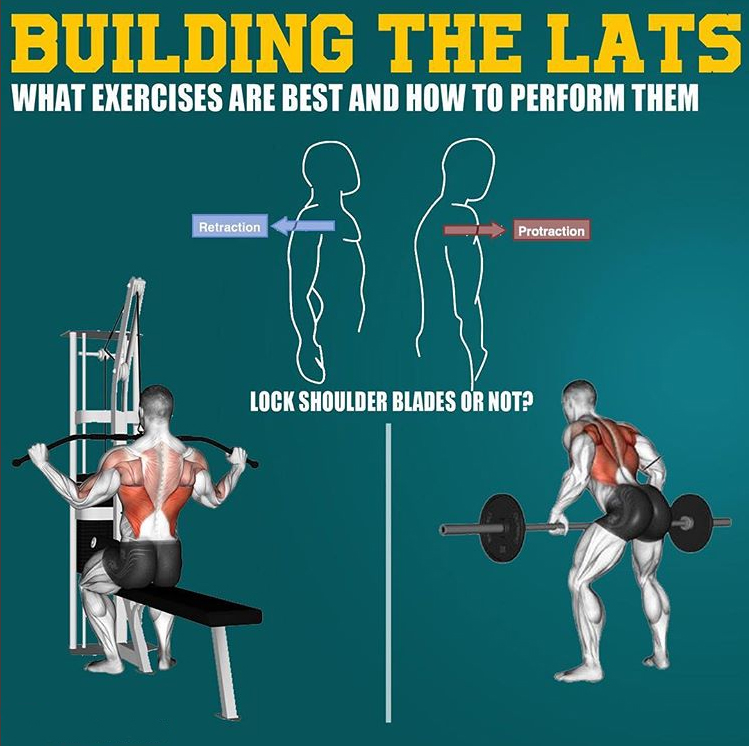 👉BUILDING THE LATS