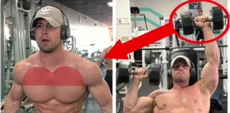 How to Steep Incline Alternating Dumbbell Press