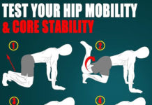 Test Your Hip Mobility and Core Stability