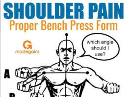SHOULDER PAIN | Proper Bench Press Form