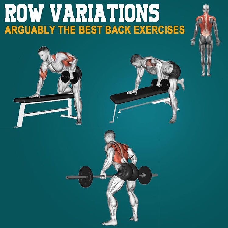 Row variations