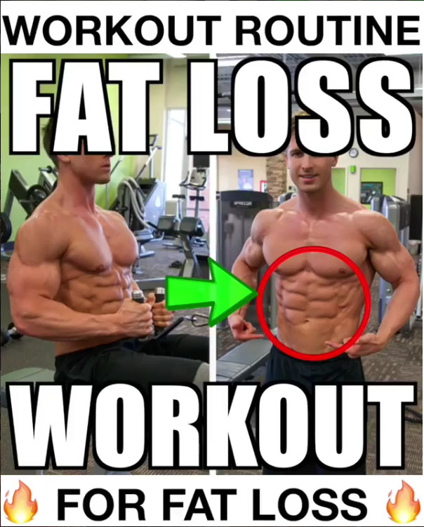 🔥 Fat Loss Workout 🔥