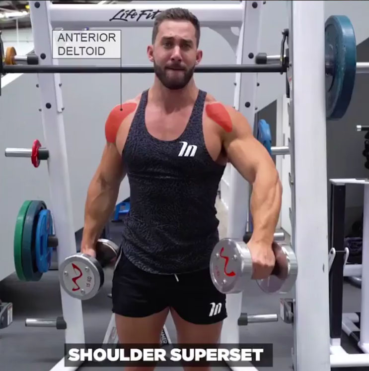 🚨SHOULDER SUPERSET