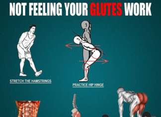 Glutes During Your Workout