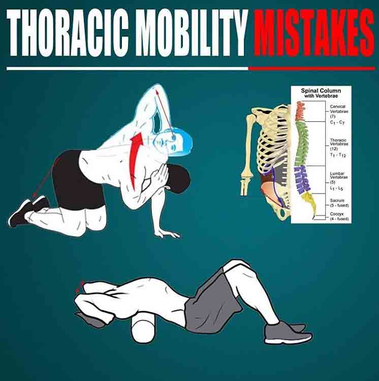Thoracic Mobility Mistakes