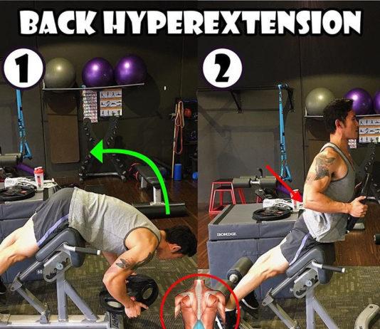Back Hyperextension