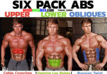 Six Pack ABS   Upper & Lower & Oblioues