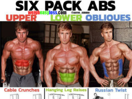 Six Pack ABS | Upper & Lower & Oblioues