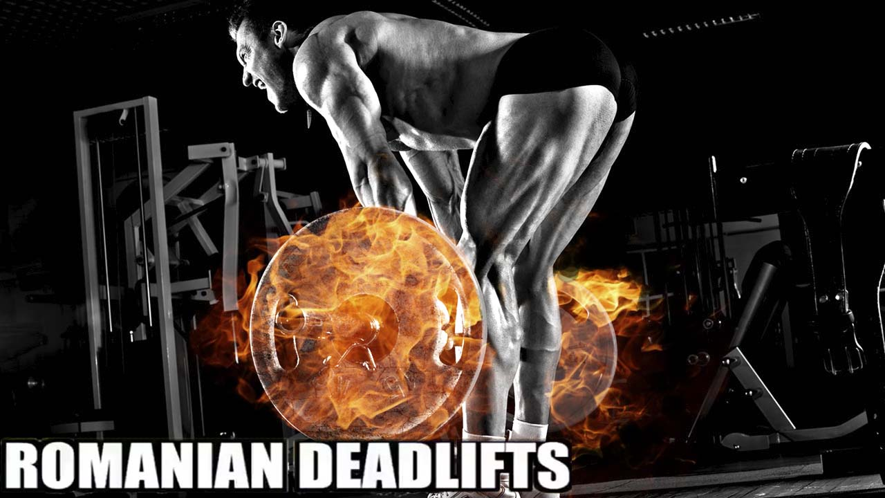 How to Do Romanian Deadlifts