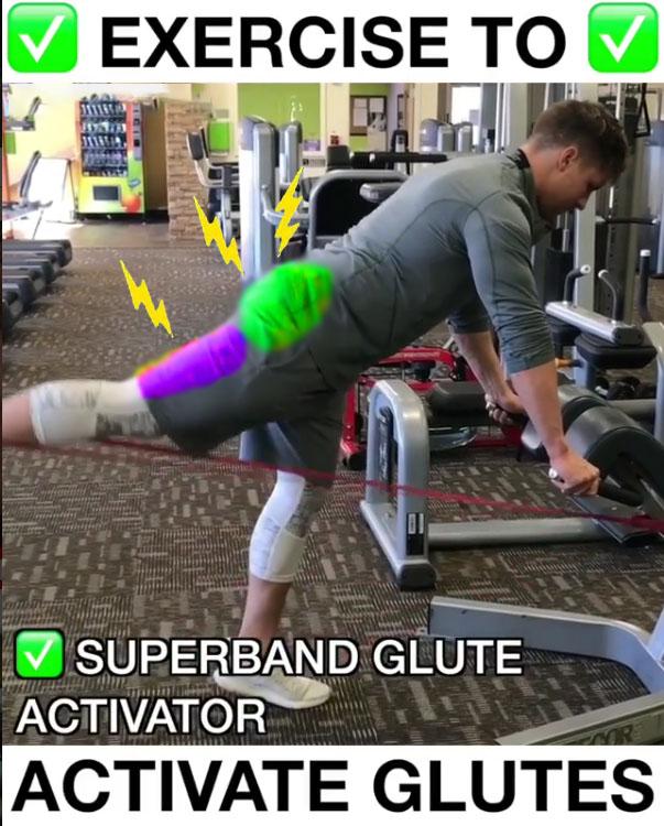 💥Superband Glute Activator