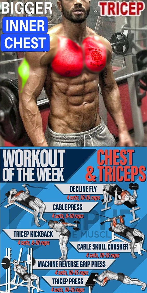 Chest & Triceps