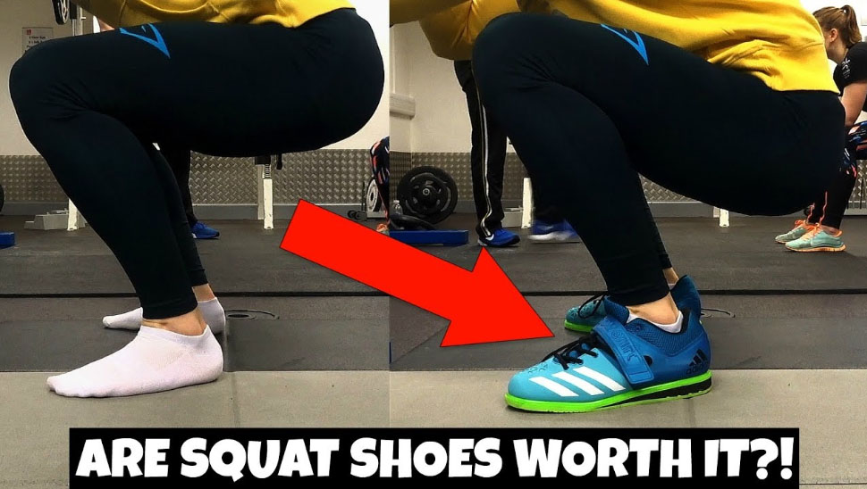 HOW TO SQUAT SHOES