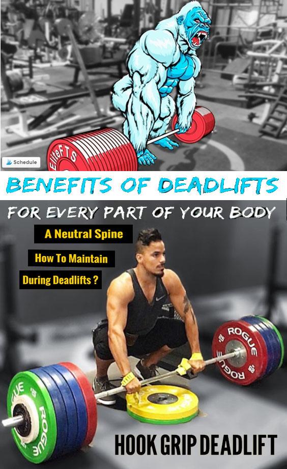 Benefits of Deficit DeadLifts