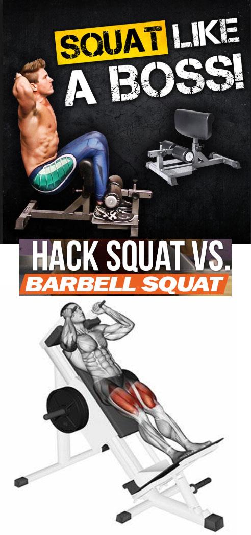 hummer squat