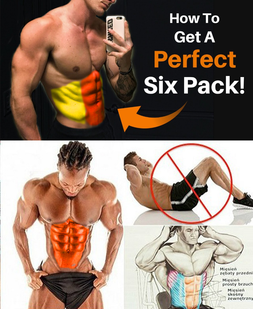 HOW TO PERFECT SIX PACK