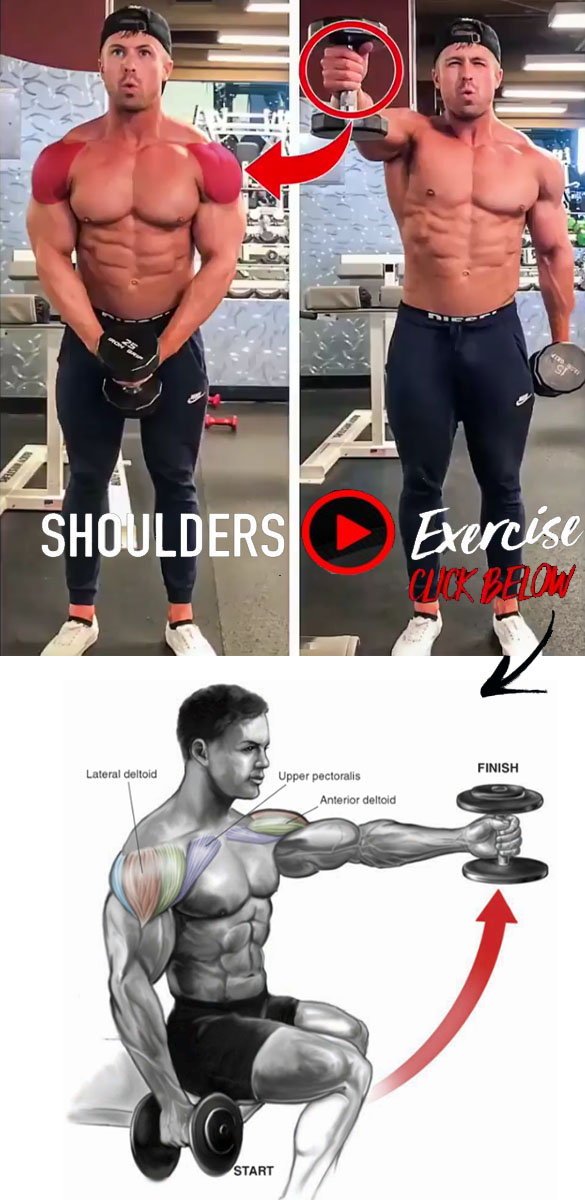 Front Shoulder Raise