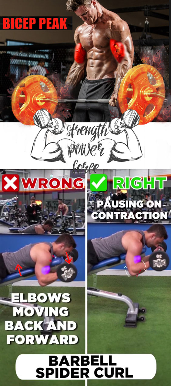 SPIDER CURLS WRONG VS RIGHT