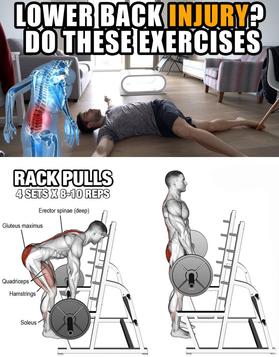 Rack pulls vs RDL's when should you do them