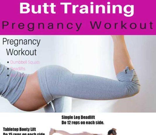 Safe Pregnancy Butt Workout