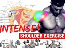 Intense Shoulder Workout