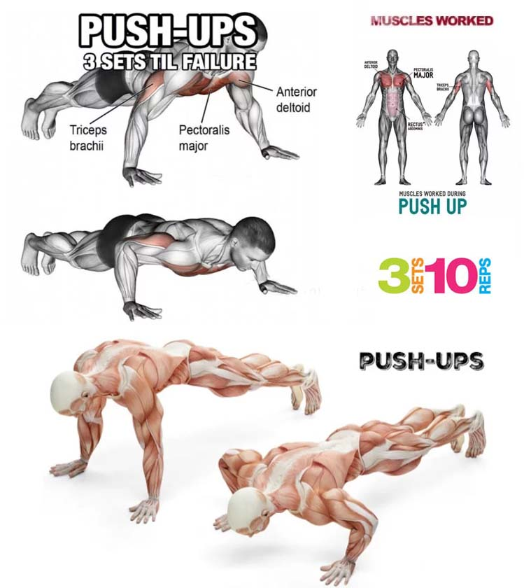 How to Do Perfect push-ups