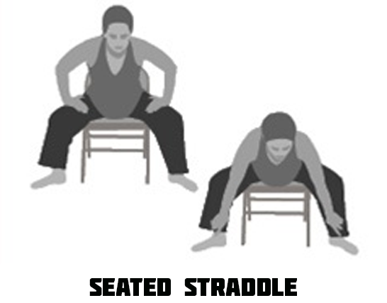How to Seated Straddle